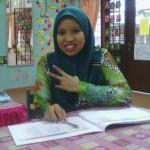 Cik Nursyuhadah Bt. Ahmad [ DG 41 ]