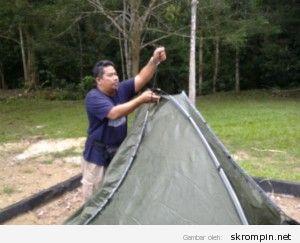 Ekspedisi ke Taman Negara Sg Relau @ Merapoh (19-21 Okt 2012)