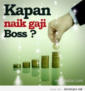 naik gaji